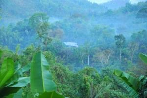 letongku en thailande village karen proche de la birmanie